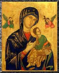 Week Three Creating:   Queen: As a mother and Leader Mary, Theotokis: God Bearer, she is our example of motherhood