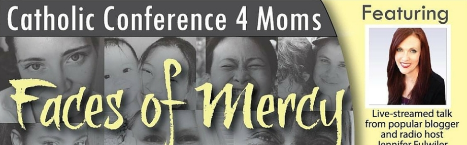 faces of mercy banner